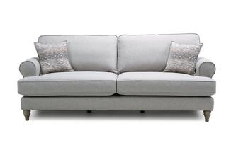 Formal Back 4 Seater Sofa Langfield