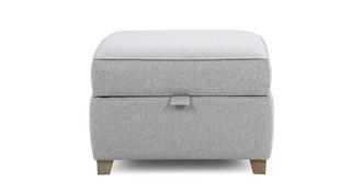 Langfield Plain Storage Footstool
