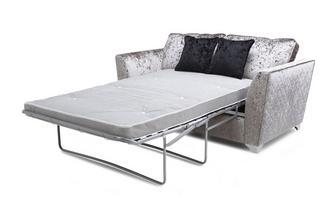 2 Seater Formal Back Deluxe Sofa Bed Krystal
