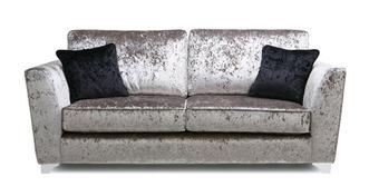 Lanson 3 Seater Formal Back Sofa