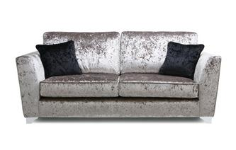 3 Seater Formal Back Sofa Krystal