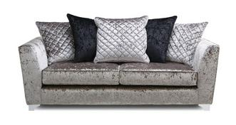 Lanson 3 Seater Pillow Back Sofa