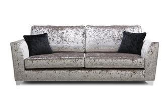 4 Seater Formal Back Sofa Krystal