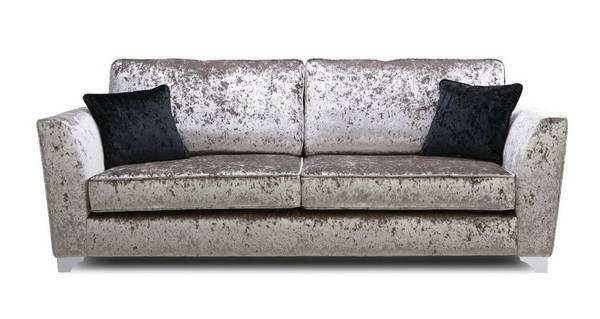 Lanson 4 Seater Formal Back Sofa