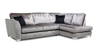 Lanson Left Hand Facing Formal Back Corner Sofa