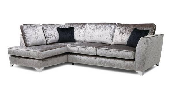 Lanson Right Hand Facing Formal Back Corner Sofa