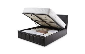 Double Storage Bedframe Faye