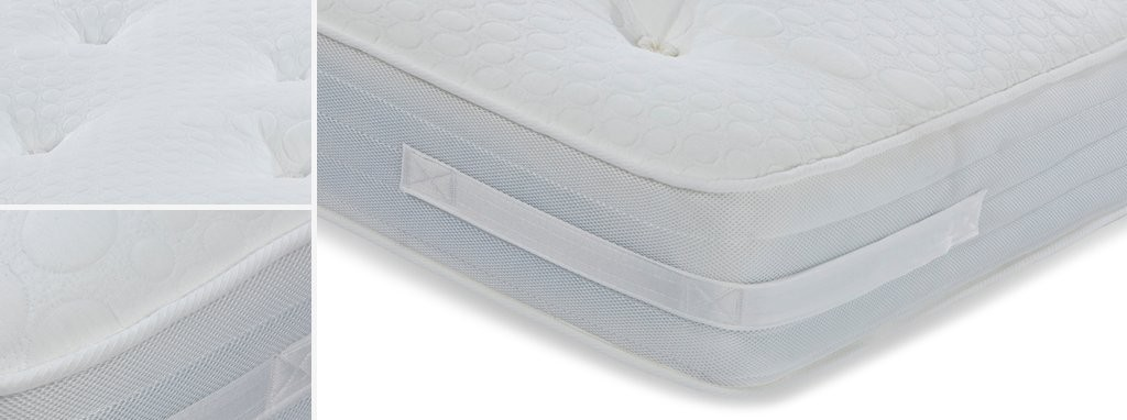 2000 Latex Pocket Luxury Mattress