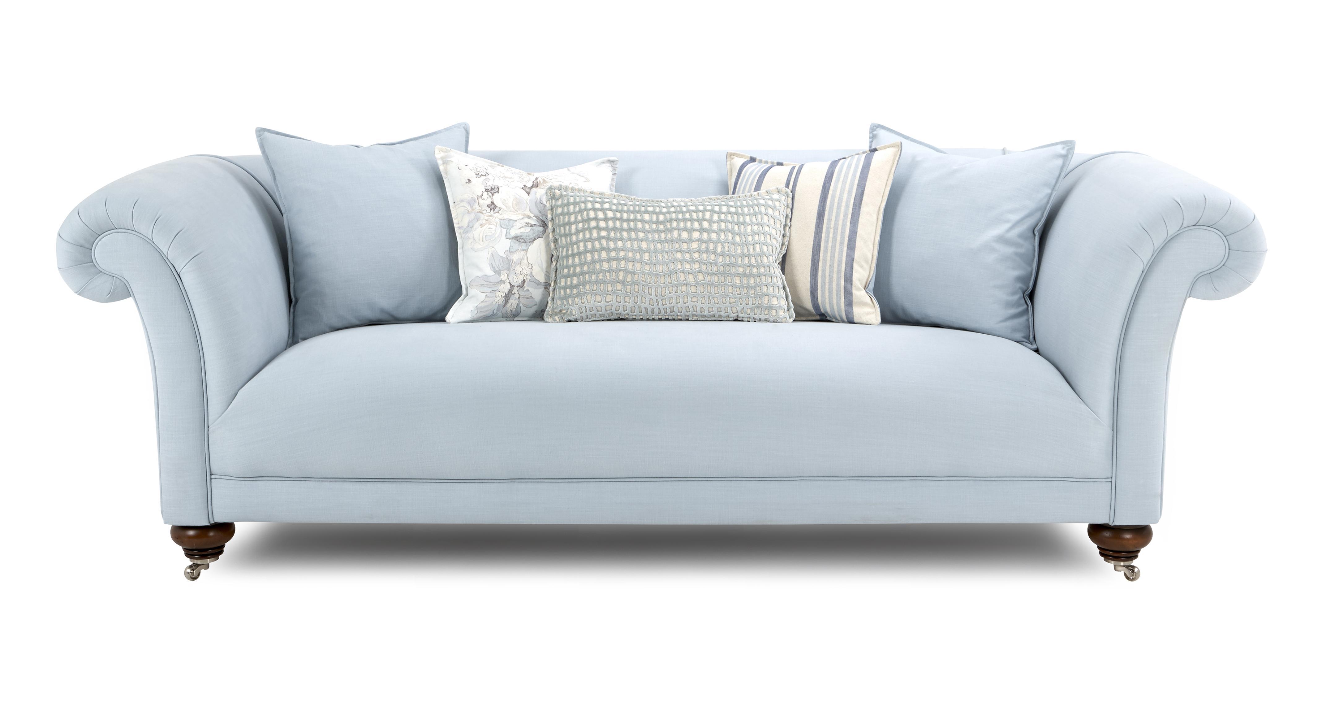 Dfs Blue Sofa Brokeasshome Com