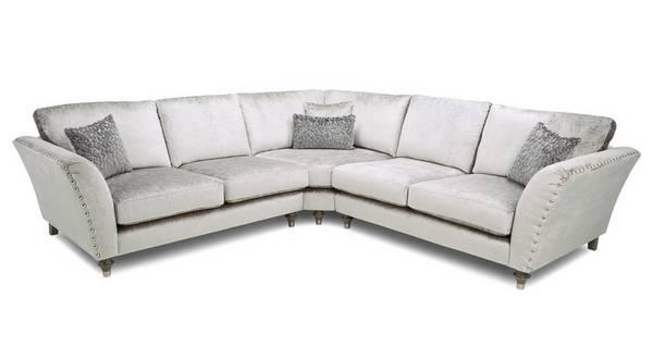 Lawrie Formal Back 2 Corner Sofa Dfs, L Shape Sofas Dfs