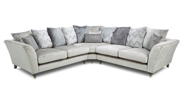 Lawrie Pillow Back 2 Corner 2 Sofa Dfs