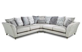 Pillow Back 2 Corner 2 Sofa