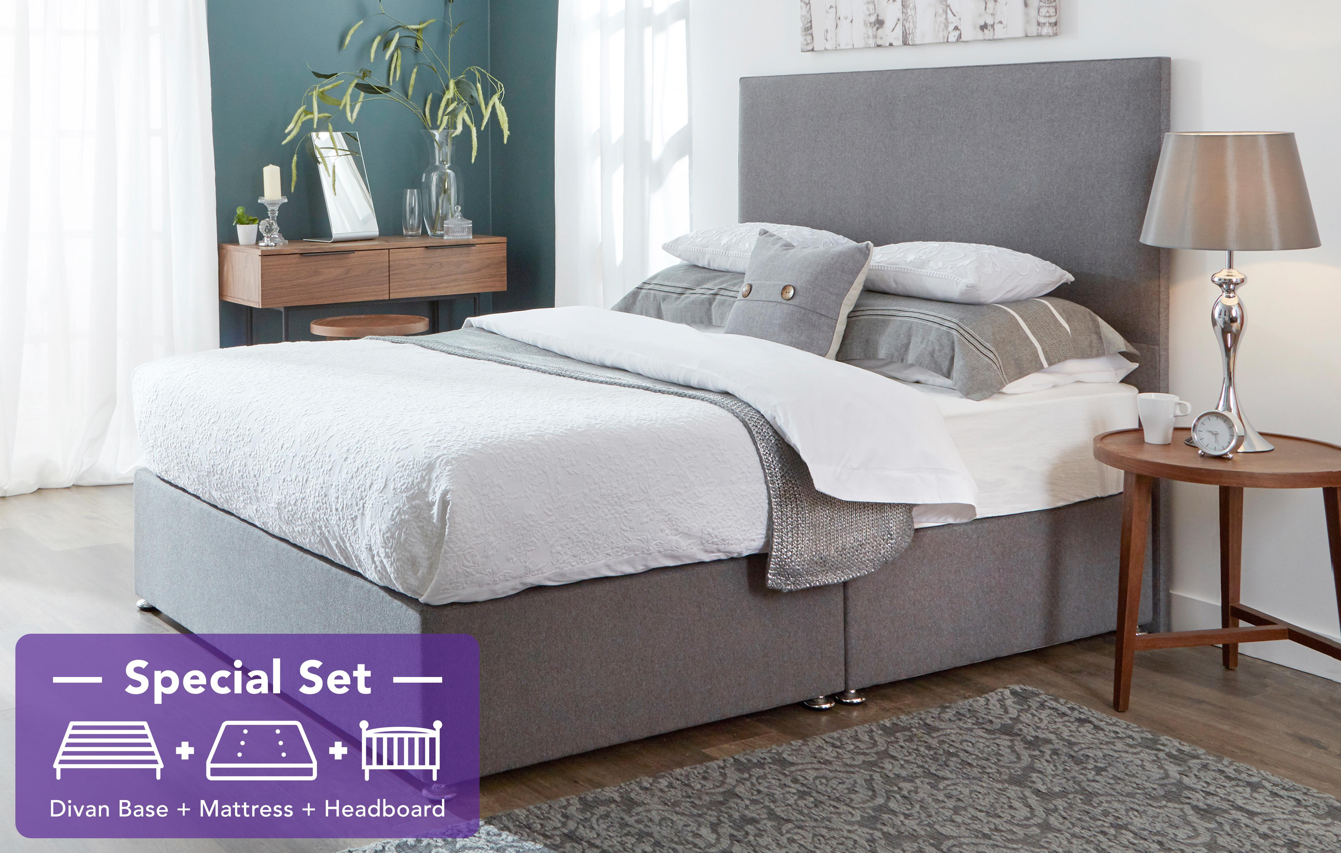Bedroom Double Beds and Mattresses | DFS
