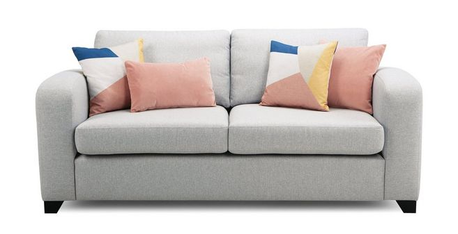 size 40 33430 53793 Layla: 3 Seater Sofa