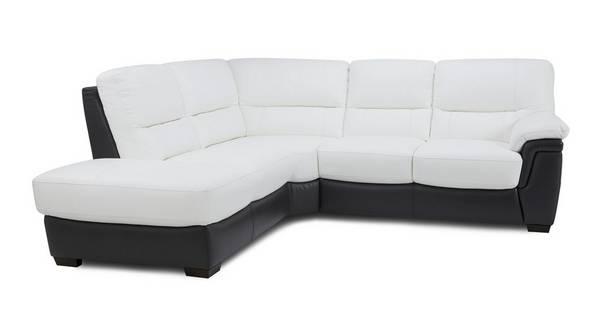 Lazaro Option E Right Hand Facing Arm 2 Piece Corner Sofa