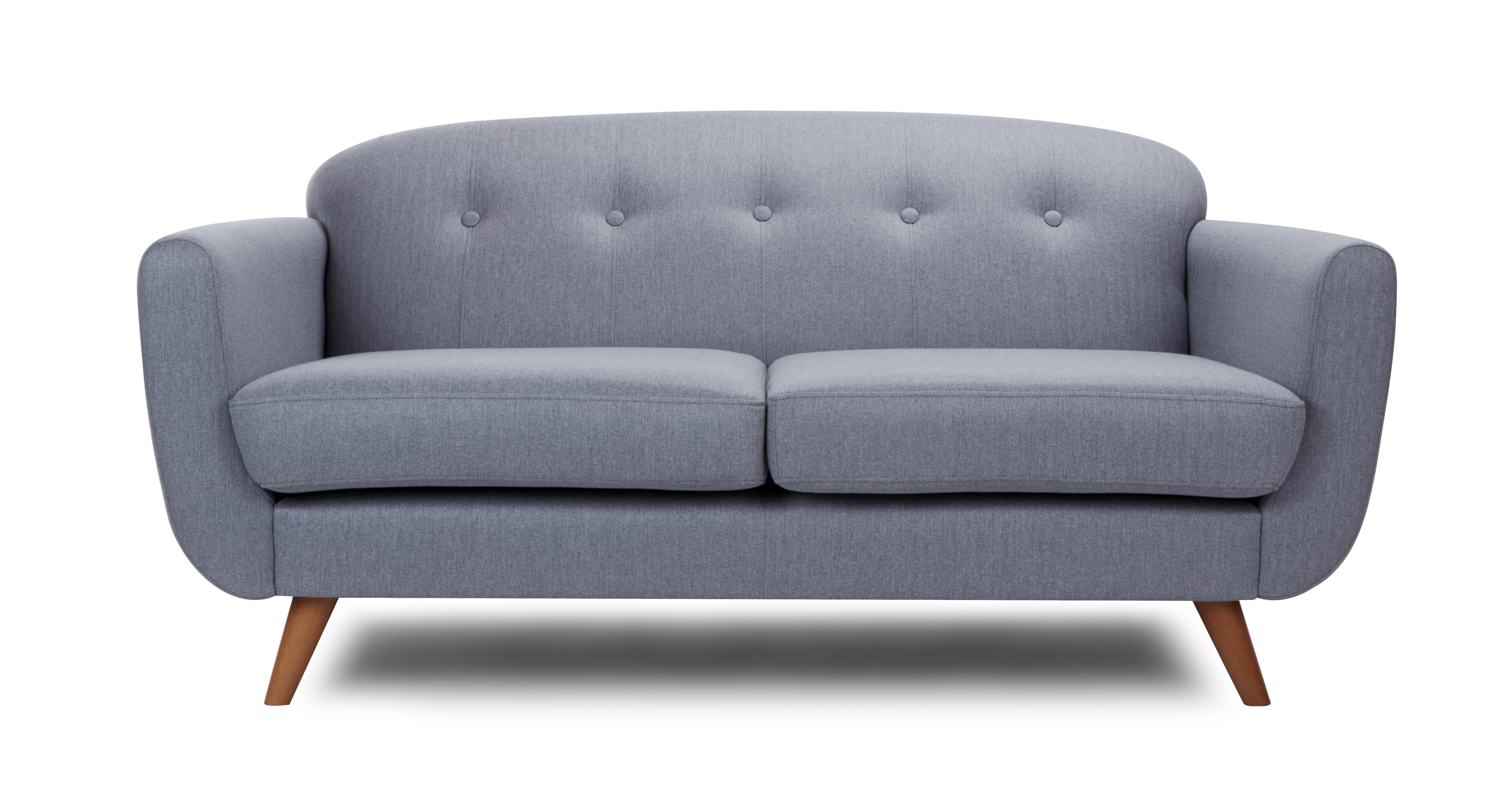 Laze Sofa Herringbone