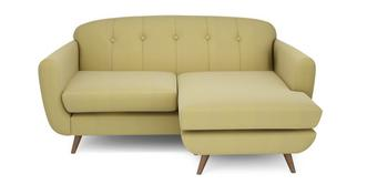 Laze Right Hand Facing Large Lounger