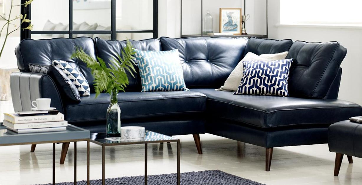 Leather Sofa Care Tips And Cleaning Advice Dfs Ireland