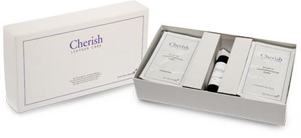 Cherish Leather Care Kit