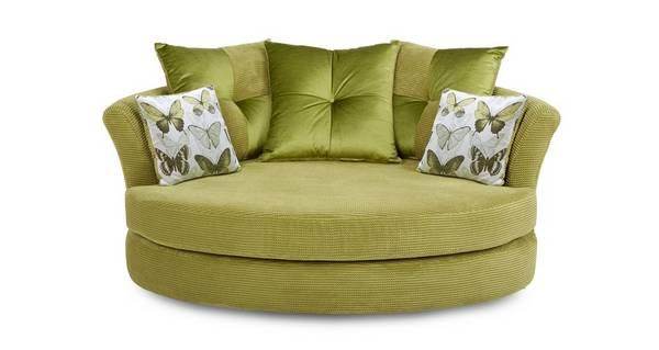 Lelani Cuddler Sofa