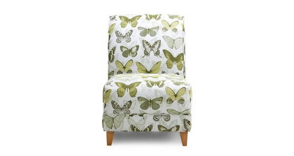 Lelani Pattern Accent Chair