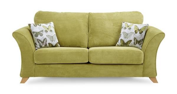 Lelani 2 Seater Formal Back Sofa