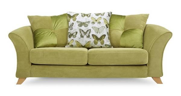Lelani 2 Seater Pillow Back Sofa