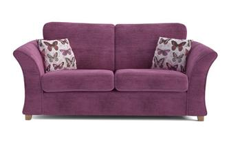 Lelani 2 Seater Formal Back Sofa Bed Lelani