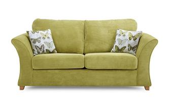 Lelani 2 Seater Formal Back Deluxe Sofa Bed Lelani