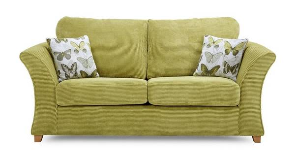Lelani 2 Seater Formal Back Deluxe Sofa Bed
