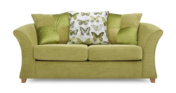 Lelani 2 Seater Pillow Back Deluxe Sofa Bed