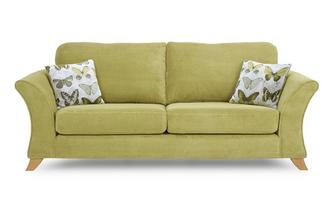 Lelani 3 Seater Formal Back Sofa Lelani