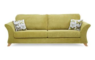 Lelani 4 Seater Formal Back Sofa Lelani