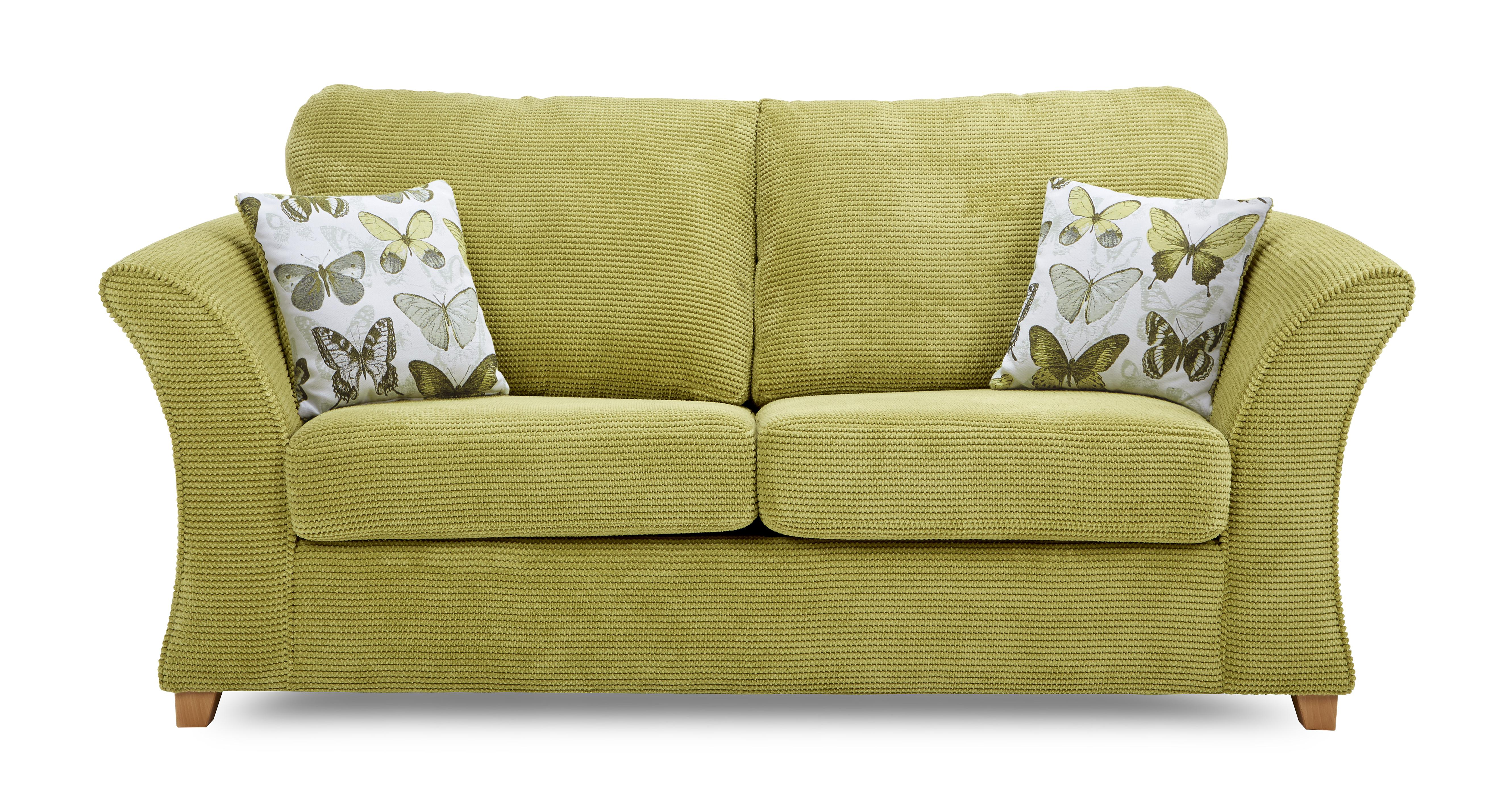 Lelani Clearance 2 Seater Formal Back Deluxe Sofa Bed