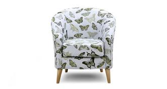 Leonie Pattern Accent Chair