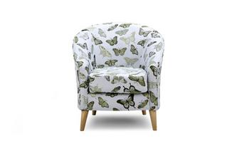 Pattern Accent Chair Leonie