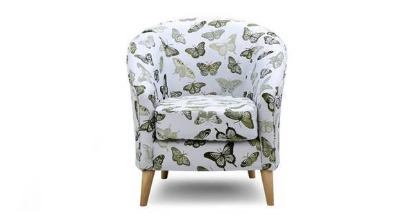 Leonie Pattern Accent Chair