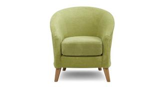 Leonie Plain Accent Chair