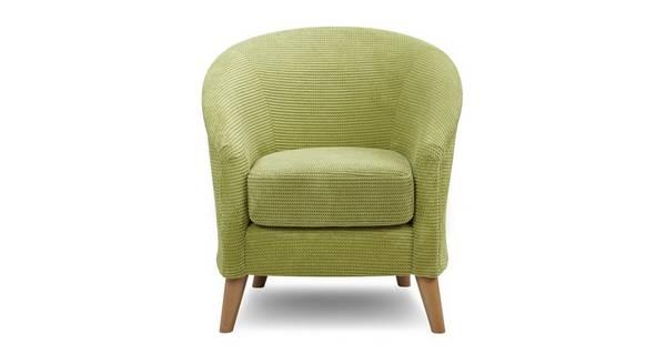 Leonie Plain Accent Chair