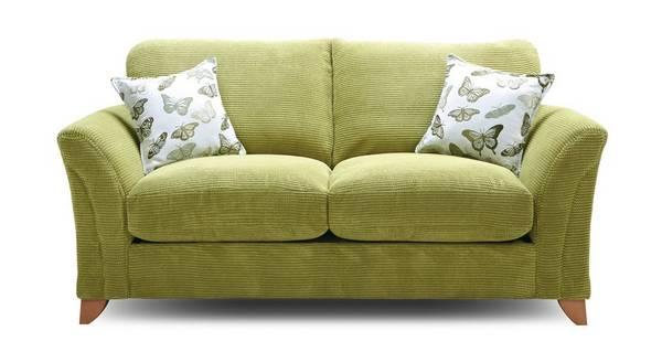 Leonie Formal Back 2 Seater Sofa