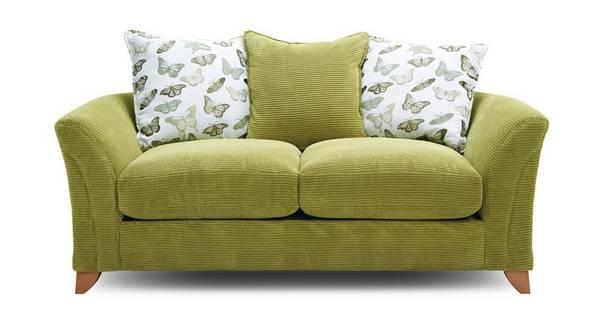 Leonie Pillow Back 2 Seater Sofa