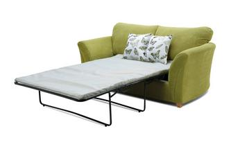 Formal Back 2 Seater Sofa Bed Leonie