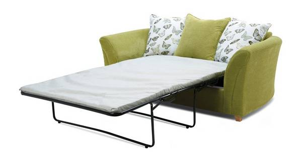 Leonie Pillow Back 2 Seater Sofa Bed