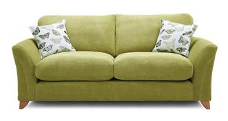 Leonie Formal Back 3 Seater Sofa