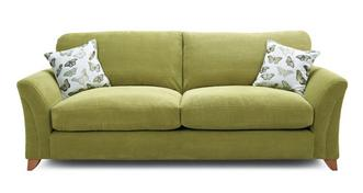 Leonie Formal Back 4 Seater Sofa