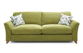 Formal Back 4 Seater Sofa Leonie