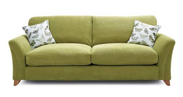 Leonie Formal Back 4 Seater Sofa