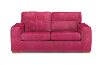 Velvet Large 2 Seater Sofa Bed