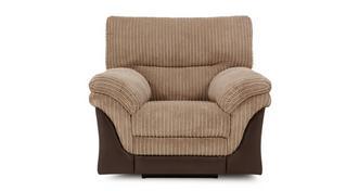 Leyburn Handbediende recliner stoel