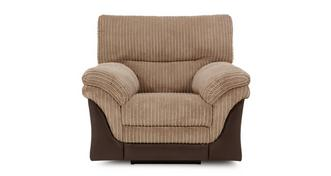 Leyburn Manual Recliner Chair